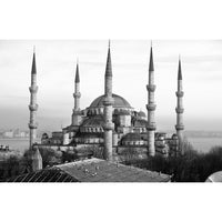 City Love Istanbul Mosque Wallpaper CL41B