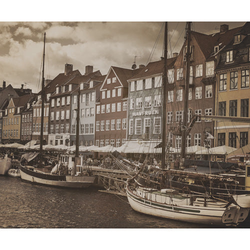 City Love Copenhagen from the Water Wallpaper CL47C