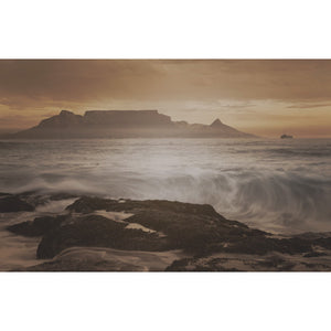 City Love Cape Town Waters Wallpaper CL64C