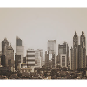 City Love Jakarta Towers Wallpaper CL67C