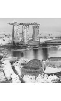City Love Marina Bay Sands Resort Singapore Wallpaper CL69B