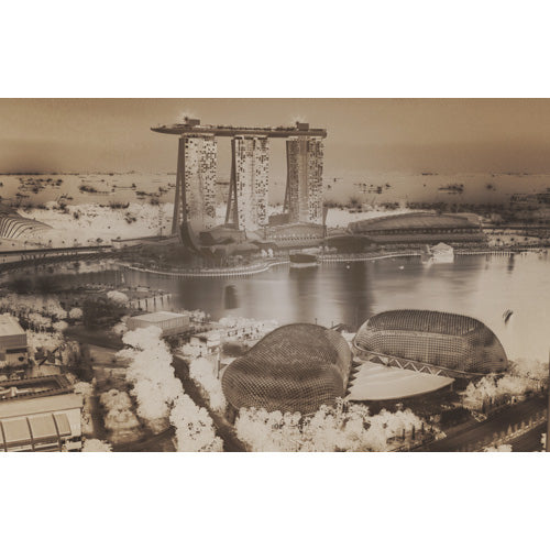 City Love Marina Bay Sands Resort Singapore Wallpaper CL69C