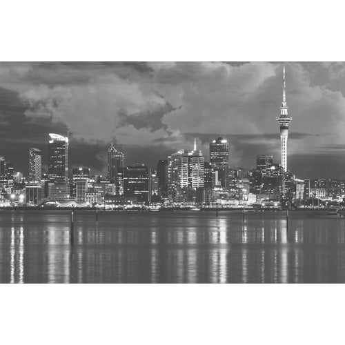 City Love Auckland at Night Wallpaper CL79B