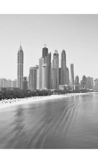 City Love Dubai from the Water Wallpaper CL90B