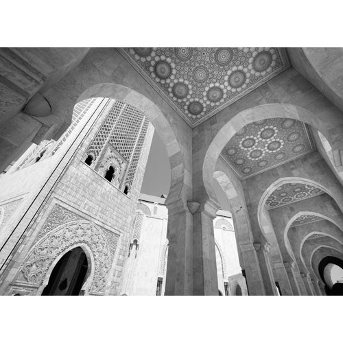 City Love Casablanca Arches Wallpaper CL96B