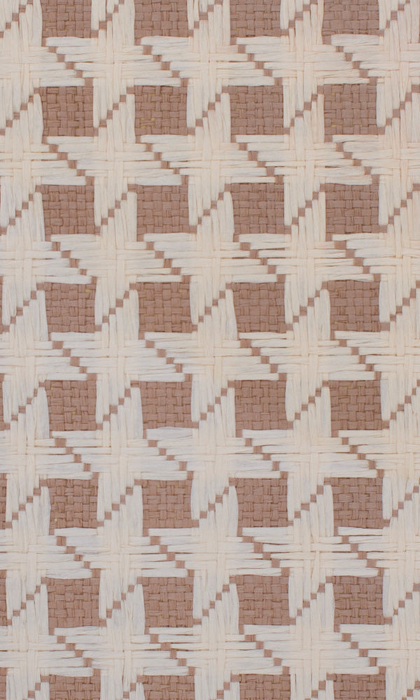 Grasscloth 2016 Starry Stripes Wallpaper GPW-PW-061