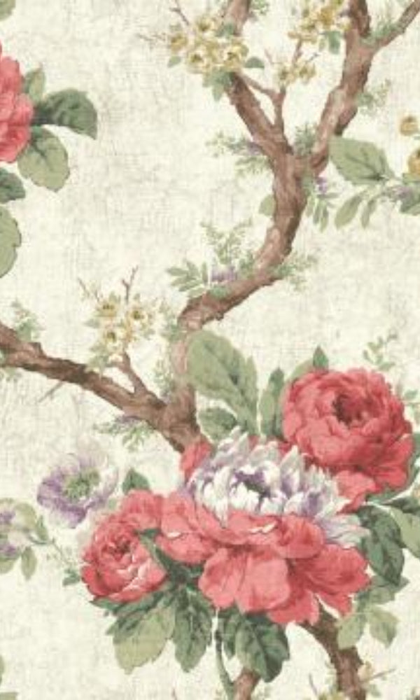Brockhall English Garden Wallpaper NH20404