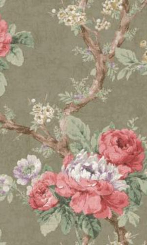 Brockhall English Garden Wallpaper NH20414