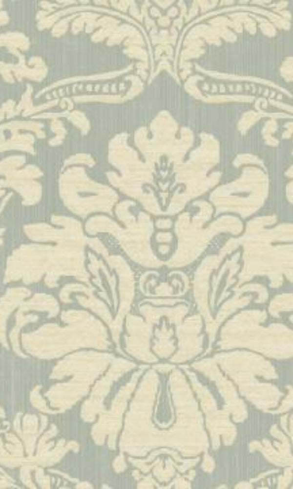 Brockhall Shimmering Damask Wallpaper NH20904