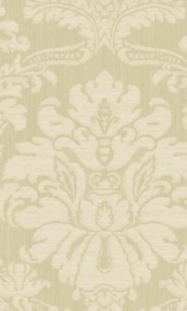 Brockhall Shimmering Damask Wallpaper NH20905