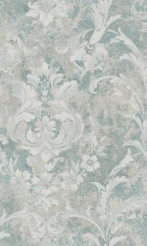 Brockhall Large Rustic Bloom Wallpaper NH21602