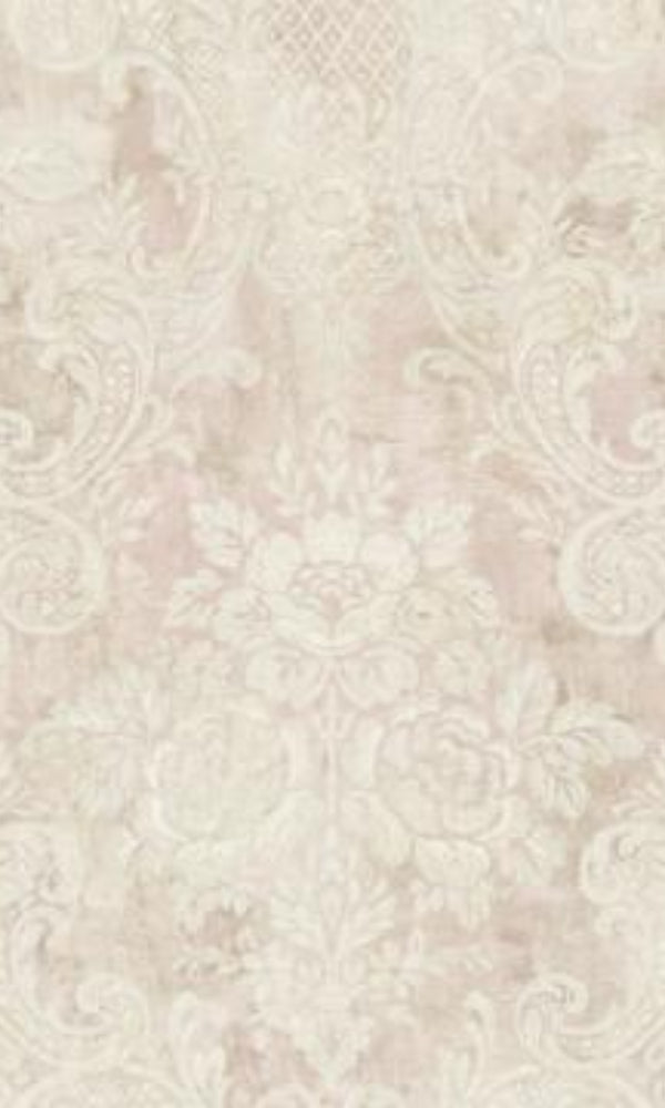 Brockhall Weathered Damask Wallpaper NH22001