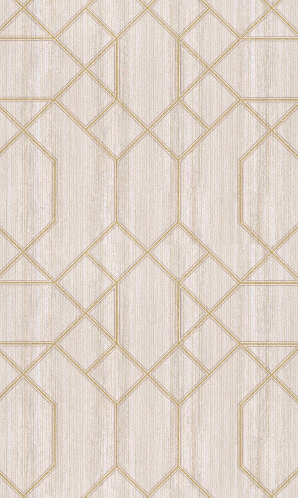 geometric trellis wallpaper canada