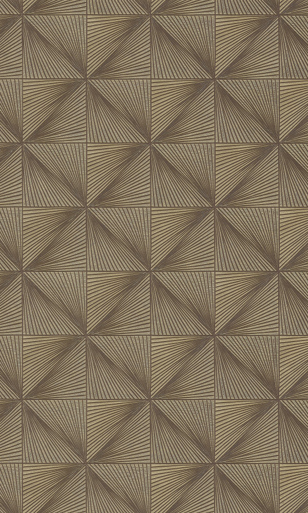 geometric metallic 3d wallpaper canada