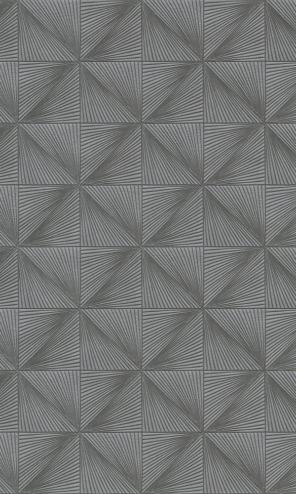 metallic geometric 3d wallpaper canada