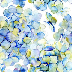Solstice Delicate Watercolor Flowers Wallpaper 2001014