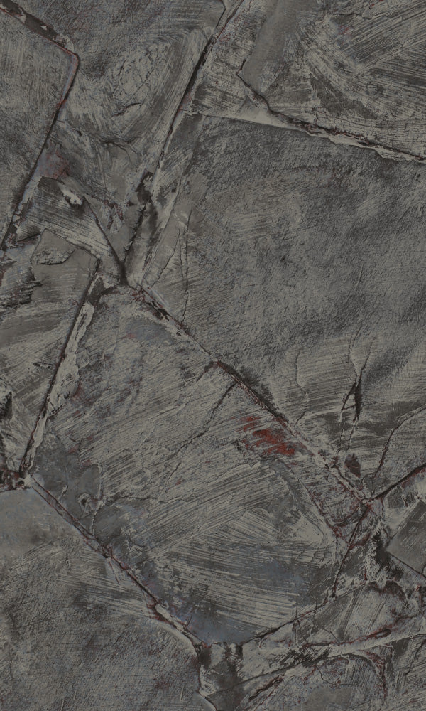 Precious Elements Weathered Stone Wallpaper NH30300