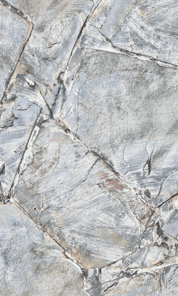 Precious Elements Weathered Stone Wallpaper NH30308