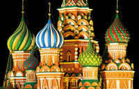 City Love Moscow Colours Wallpaper CL21A