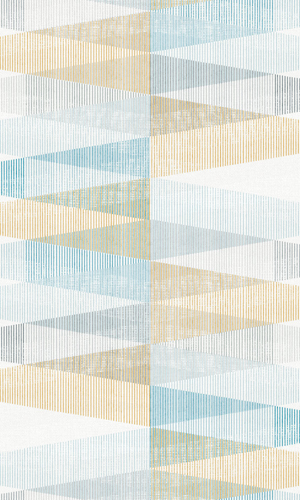 scandinavian geometric wallpaper canada