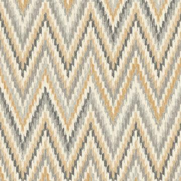 Modern Motifs Scratched Zigzag Wallpaper OR3106
