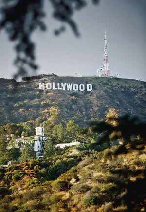 City Love Los Angeles, Hollywood Wallpaper CL06A