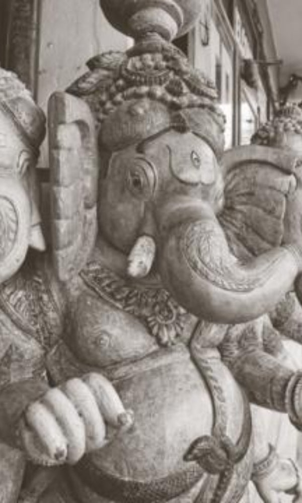 City Love Delhi Sculptures Wallpaper CL75A