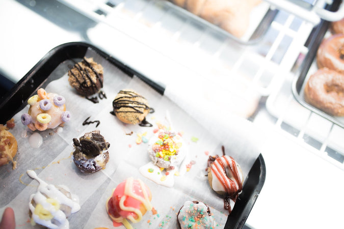 11 Places to Eat Vegan Donuts in Toronto