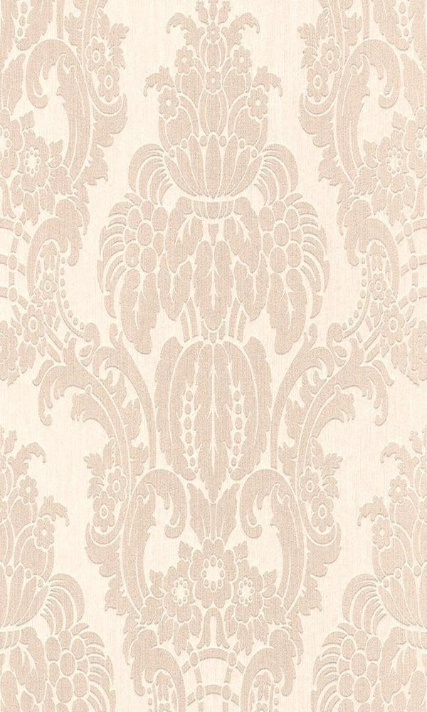 Seraphine Exotic Damask Wallpaper 076485