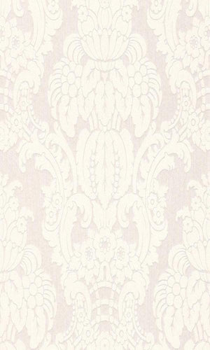 Seraphine Exotic Damask Wallpaper 076508