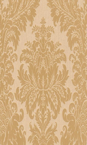 Cassata Grand Floral Damask Wallpaper 077284