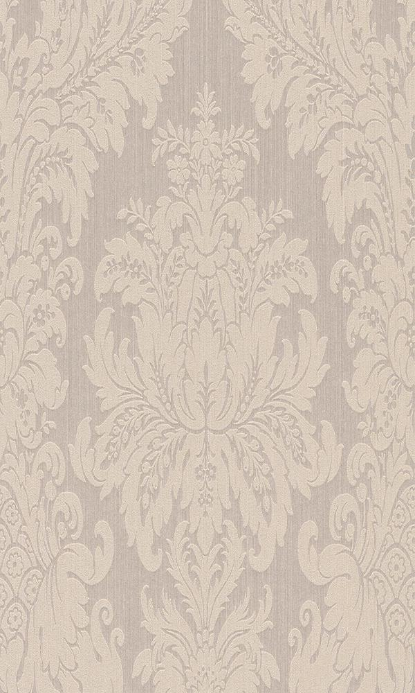 Cassata Grand Floral Damask Wallpaper 077345