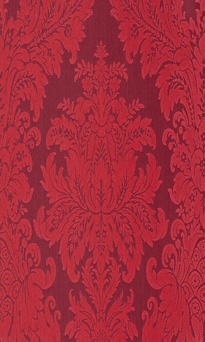 Cassata Grand Floral Damask Wallpaper 077352