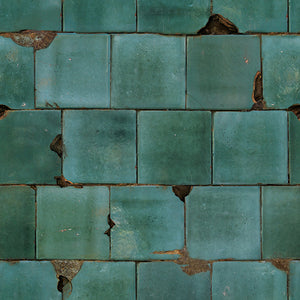 Pure Home Teal Polished Tiles 15032