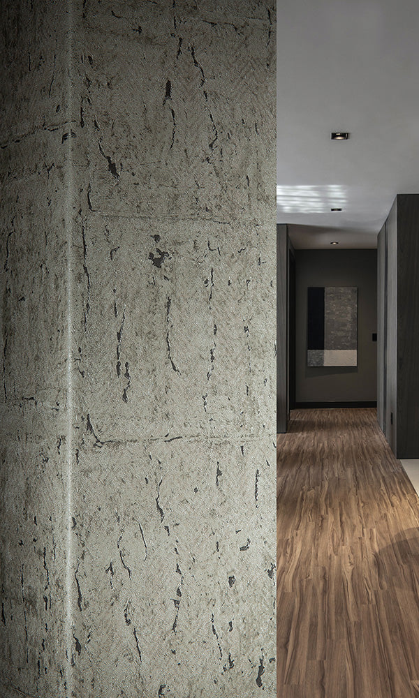 faux cork contract wallcoverings