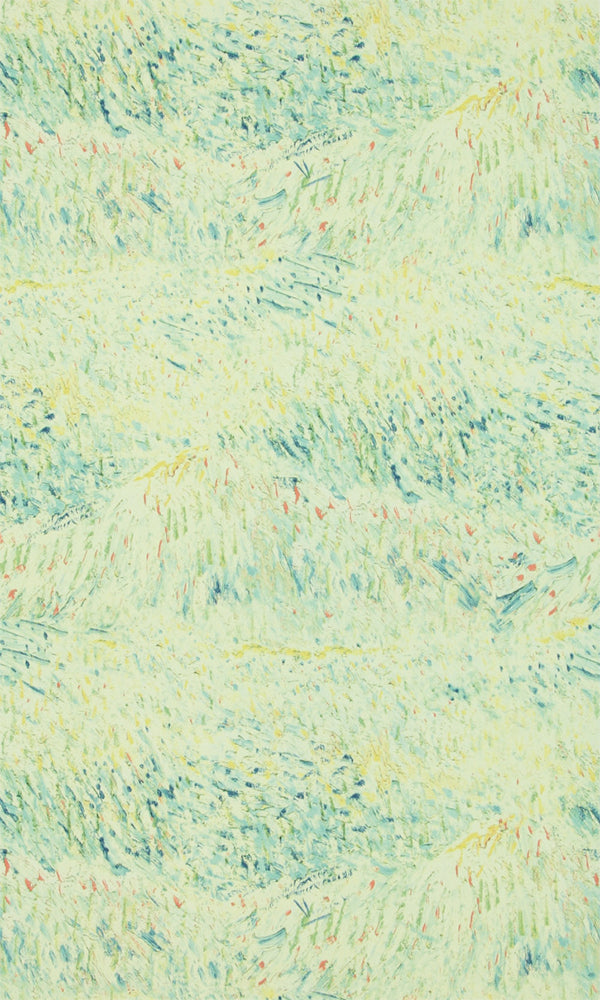 Van Gogh  Abstracted Landscape Wallpaper 17180