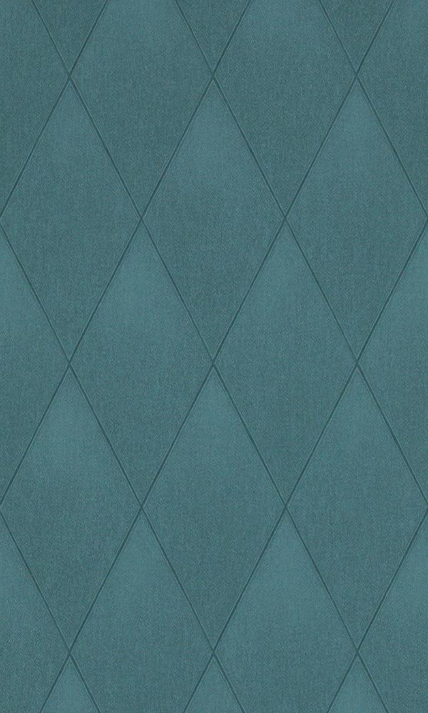 Denim Cross Stitch Wallpaper 17623