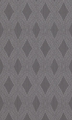 Denim Diamond Weave Wallpaper 17741