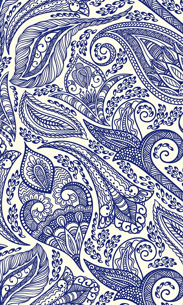 Indian Paisley 2001101