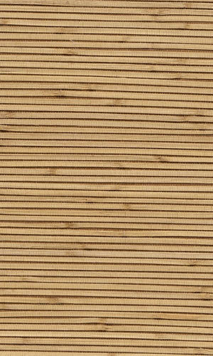 Vista6 Coarse Bamboo Grasscloth Wallpaper 215525