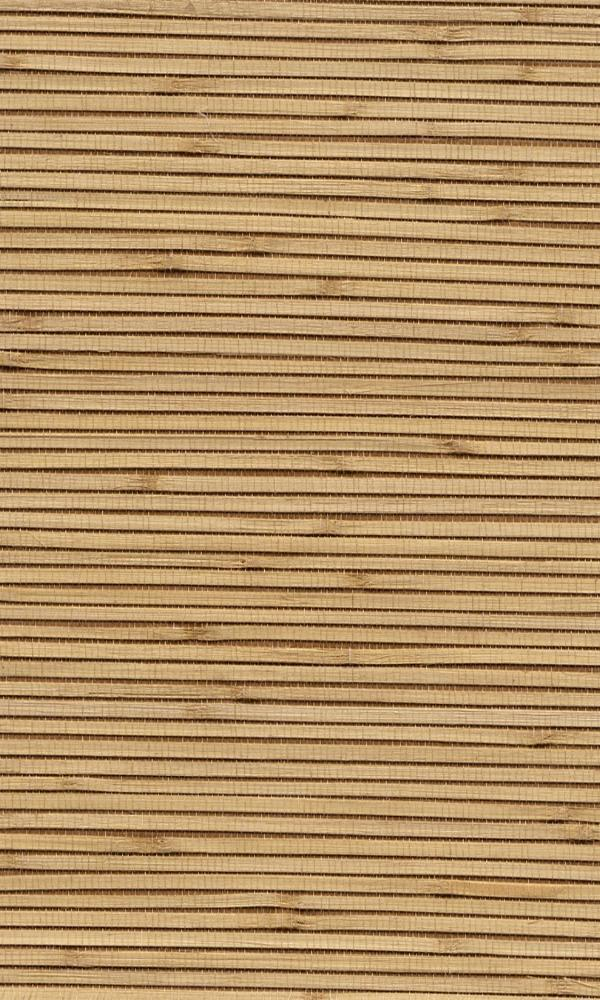 Allure Coarse Bamboo Grasscloth Wallpaper 215525