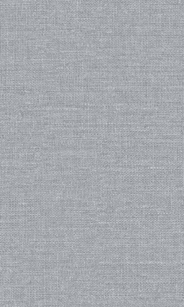 Texture Stories Cool Grey Woven Wool 218907