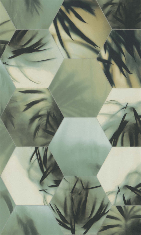 Dimensions Green Tropical Tessellation 219570