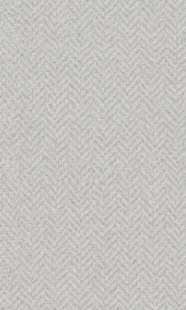 Material World Blue Mini Textured Chevron 219830