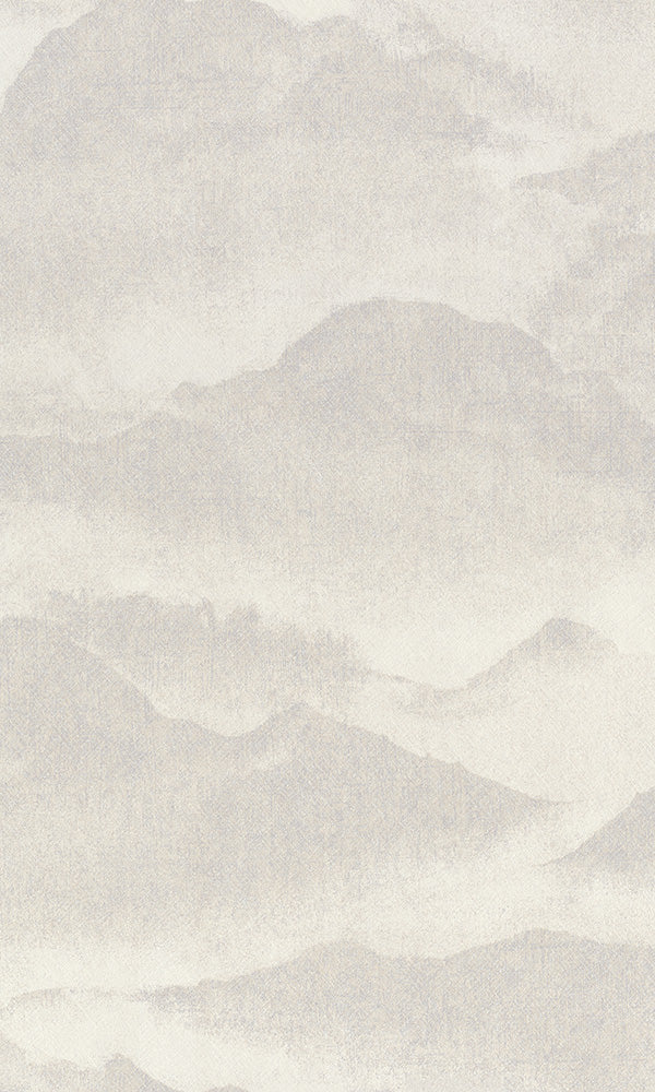 misty mountain abstract wallpaper