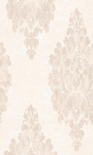 Comtesse Watercolour Damask Wallpaper 225326