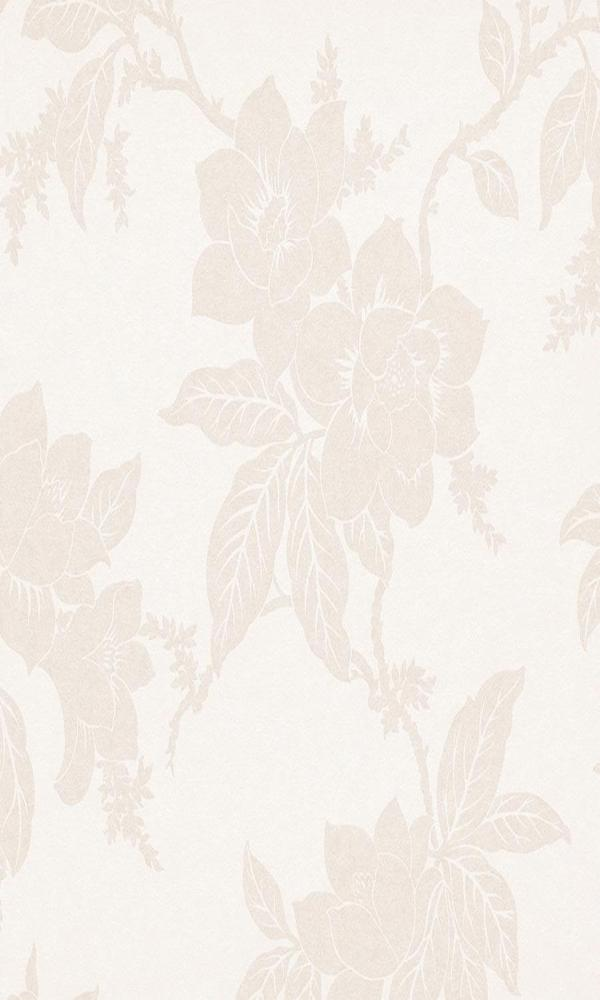 Comtesse Flowering Wallpaper 225340