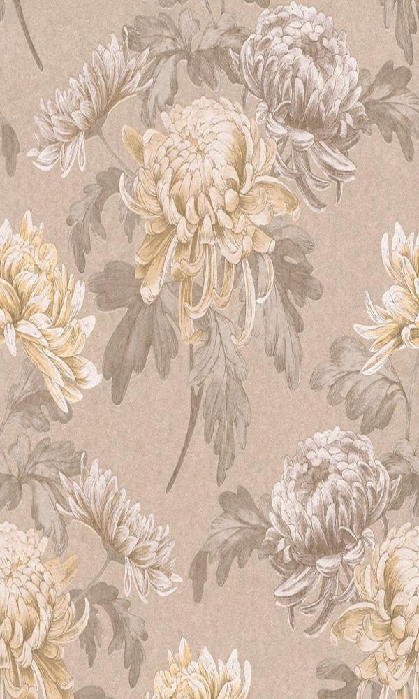 Comtesse Efflorescent Blooms Wallpaper 225500