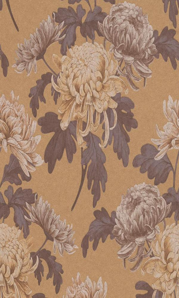 Comtesse Efflorescent Blooms Wallpaper 225524