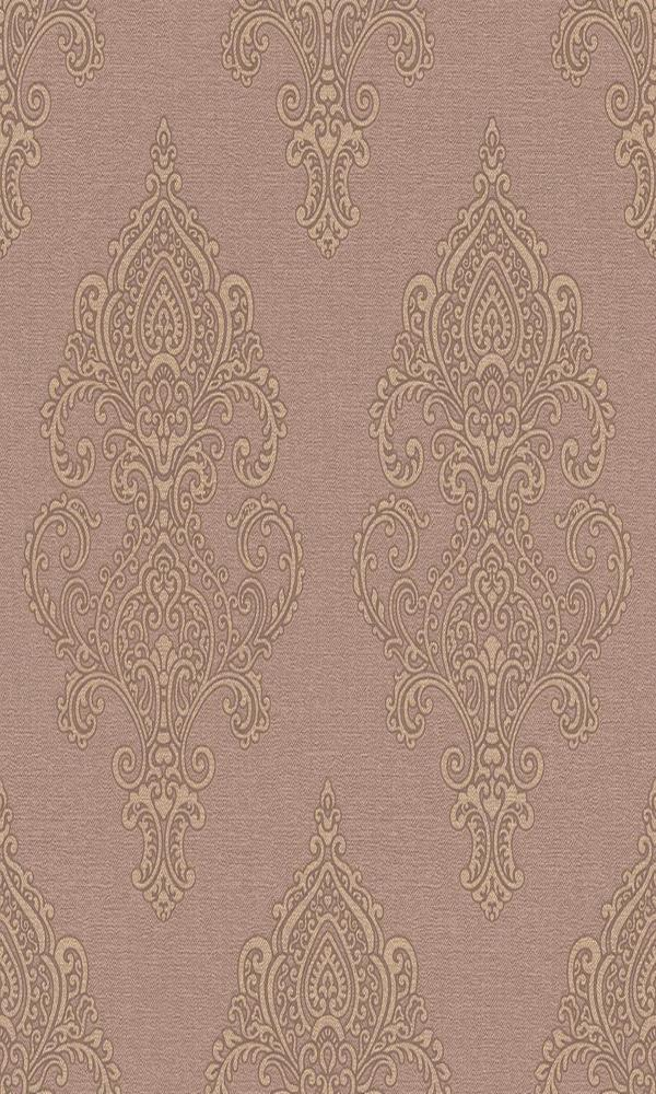 Amira Oriental Damask Wallpaper 225814